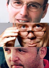 Gabriel Gruener, Volker Kraemer & Shenoll Aliti